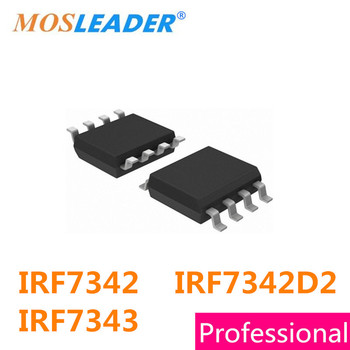 IRF7342 IRF7342D2 IRF7343 SOP8 100 ADET Mosfet IRF7342PBF IRF7342D2PBF IRF7343PBF IRF7342TRPBF IRF7342D2TRPBF IRF7343TRPBF